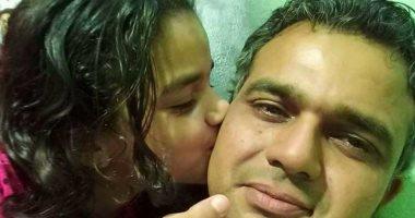 بالصور.. والد ضحية مرات الأب بالمرج: مفيش عزاء غير والمتهمة على حبل المشنقة