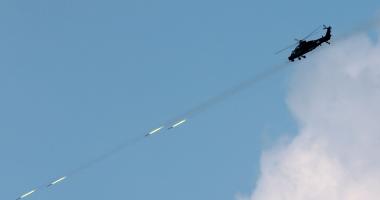 مقتل 5 مسلحين من تنظيم داعش فى قصف جوى بالعراق -