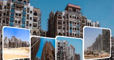 العاصمة الإدارية ترفع أسعار الوحدات السكنية بالمدن المجاورة 25%