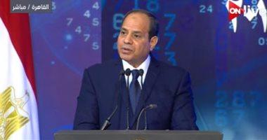 الرئيس السيسى يجتمع برئيس الهيئة العربية للتصنيع بقصر الاتحادية