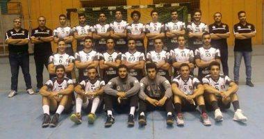 منتخب شباب كرة اليد مواليد 98 فى مواجهة البحرين بمونديال جورجيا