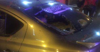 """تفاصيل إطلاق ضابط الشرطة النار على مواطن فى الهرم للخلاف على """"الركنة"""""""