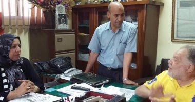 يحيى الفخرانى يطالب حى غرب المنصورة بإزالة منزله القديم لإخلاء مسئوليته