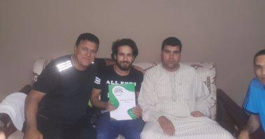 رسمياً .. أحمد صبرى ينضم للرجاء بعد فشل انتقاله للإنتاج الحربى