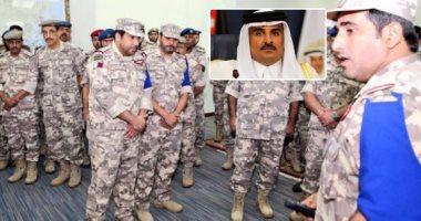 """شاهد..""""مباشر قطر"""" تفضح أكاذيب الحمدين.. منها استعانة بريطانيا بجيش الدوحة"""