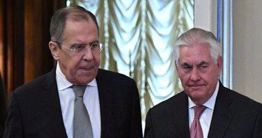 الخارجية الروسية: تيلرسون يؤكد أن هدف واشنطن الوحيد فى سوريا محاربة داعش