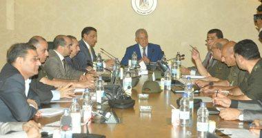 لجنة أراضى الدولة تناقش اللائحة التنفيذية لقانون تفويض المحافظين بالتقنين