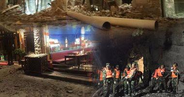 قتلى وجرحى فى زلزال قوته 7 درجات ضرب سيتشوان الصينية
