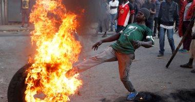 ارتفاع حصيلة قتلى العنف فى كينيا إلى 16 شخصا