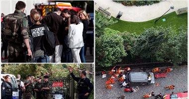 إصابة 6 جنود فرنسيين فى حادث دهس بباريس