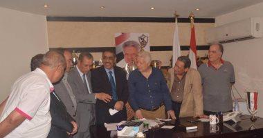 الصحفيين :تلقينا 3 مذكرات من مرتضى منصور ضد الوطن والأهرام والجمهورية -