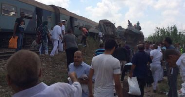 سائق قطار القاهرة: لم أتلق إشارات من برج المراقبة بالوقوف
