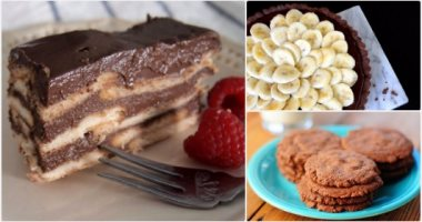 3 حلويات بالنوتيلا وانسى فورمة الساحل