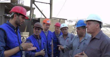 """""""القابضة للصناعات المعدنية"""" تتلقى 9 عروض عالمية لتطوير شركة الحديد والصلب"""