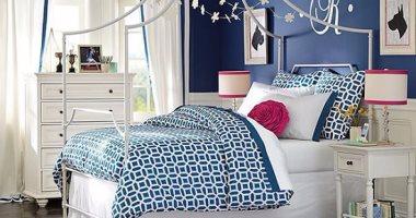 d719ab1b7 10 ألوان غرف نوم غير تقليدية للبنات فى سن المراهقة. غرفة نوم بنات