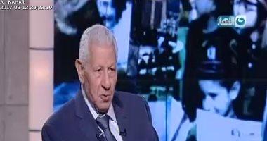 مكرم محمد أحمد: انضممت للإخوان وأنا سنى 13سنة وتركتهم لما ضربونى