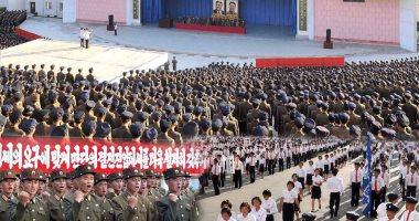 """""""الرئيس والشعب إيد واحدة"""".. إقبال من الشباب على التطوع فى جيش كوريا الشمالية"""