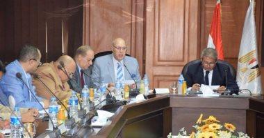 وزير الرياضة يتابع استعدادات بطولة العالم للكرة الطائرة