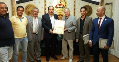 """تعيين النائب محمد الكومى فى تأسيسية حملة """"شارك"""" لدعم الرئيس السيسى"""