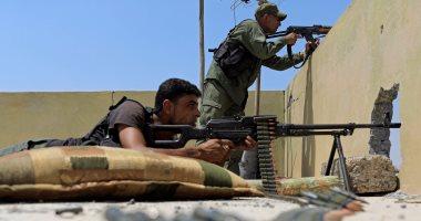 قوات سوريا الديمقراطية توقف عملياتها ضد تنظيم داعش نتيجة العدوان التركى