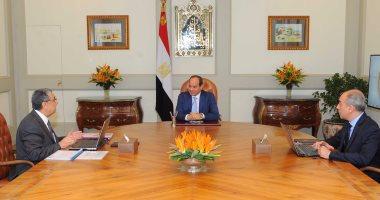 """وزير الكهرباء للرئيس: مجلس الدولة يراجع عقود """"الضبعة"""" تمهيدا لبدء الإنشاء"""