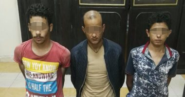 ضبط 3 عاطلين بحوزتهم 3 كيلو بانجو وفرد خرطوش بالشرقية