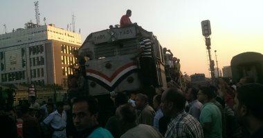 ارتباك فى حركة القطارات لمطالبة السائقين بزيادة الحوافز