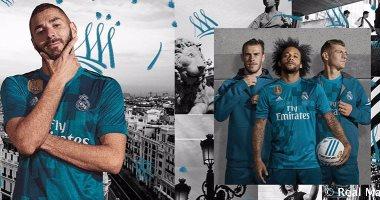 ريال مدريد يفاجئ الجماهير بقميص غير معتاد فى الكلاسيكو أمام برشلونة