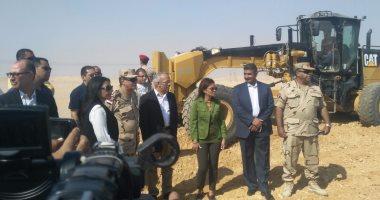 وزيرة الاستثمار: 1.5 مليار دولار حجم تمويلات مشروعات سيناء الحالية