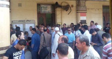 """شكوى من تعطل قطارات """"المنصورة – دسوق – الزقازيق"""" بمحطة طنطا"""