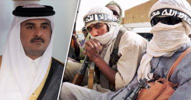 """بالمال والسلاح.. قطر تدمر """"مالى"""" ودول غرب أفريقيا.. أموال الدوحة تصل للتنظيمات الإرهابية عبر وسطاء تحت غطاء """"العمل الخيرى"""".. والهدف ربط إرهابيى الغرب الأفريقى مرورا بالصحراء الكبرى وليبيا وصولا لسوريا"""