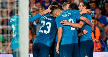 بالفيديو.. ريال مدريد يقهر برشلونة 3-1 وسط جماهيره ويخسر رونالدو -