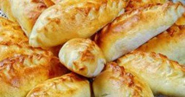 طريقة عمل فطائر الجبنة البيضاء بالنعناع الأخضر بالصور والخطوات