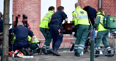 بالصور.. إصابة 3 أشخاص فى إطلاق نار بمدينة مالمو جنوب السويد