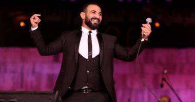 نقابة المهن الموسيقية توقف المطرب أحمد سعد.. تعرف على السبب