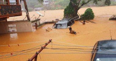 فيضانات سيراليون