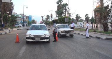 تعرف على عقوبة السائق حال نفاد الـ30 نقطة المسموح بها بقانون المرور الجديد