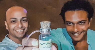 """آسر ياسين يعلن بدء التحضير لفيلمه الجديد """"تراب الماس"""" مع أحمد مراد"""