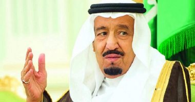 الملك سلمان ي نهى عطلته السنوية فى طنجة ويعود إلى السعودية