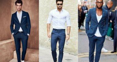 d6e454716 قاموس الموضة الرجالى بيقولك كل حاجة تنفع.. اعرف ازاى تلبس البدلة على الكوتشى