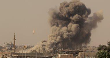 سانا: مقتل 22 شخصًا جراء غارات للتحالف الدولى على الرقة ودير الزور