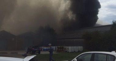 بريطانيا: انفجار مطار ساوثند وقع بإحدى الحظائر الخالية