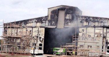 السيطرة على حريق داخل مصنع أخشاب بمنطقة البدرشين دون إصابات