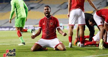 """حسام عاشور : تعلمنا فى الأهلى حصد البطولات و سلامات لـ""""الخطيب """""""