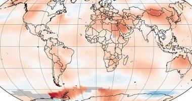 ناسا: يوليو الماضى الشهر الأكثر حرارة فى التاريخ