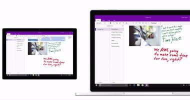 مايكروسوفت تطلق تحديثا جديدا لـ OneNote على ويندوز 10.. اعرف مميزاته -