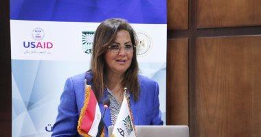"""وزيرة التخطيط مهنئة """"اليوم السابع"""" بعيدها العاشر: حققت نجاحا يدعو للفخر"""