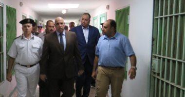 قطاع السجون: 26 مستشفى تعالج السجناء بأجهزة غير موجودة بمستشفيات الشرطة