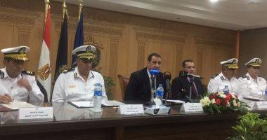 """مساعد وزير الداخلية لمصلحة التدريب: معهد مندوبى الأمن بديل لـ""""أمناء الشرطة"""""""