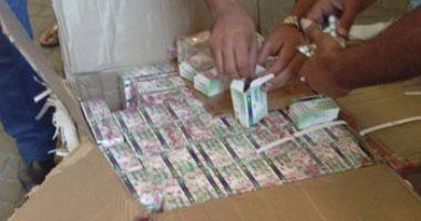ضبط عاطل وشقيقته بحوزتهما 3 آلاف قرص مخدر بالقليوبية